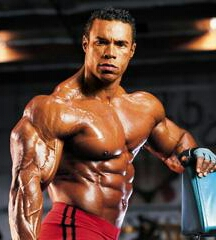 Bodybuilding success