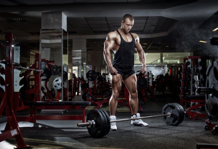Weight training consistency
