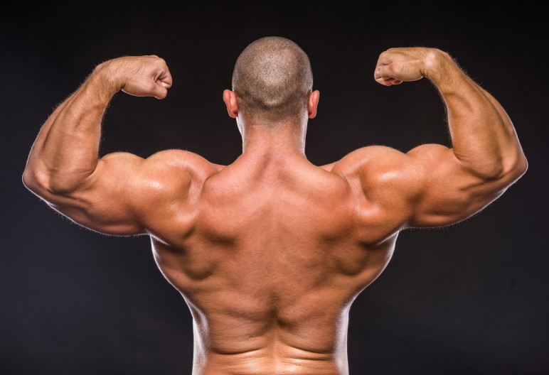 How To Build Shoulders At Home
