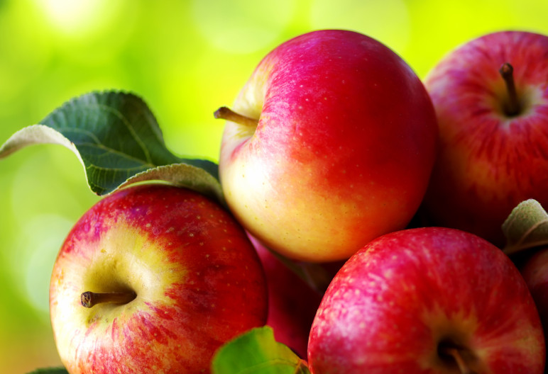 Apples Boost Muscular Strength